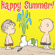 snoopy summer