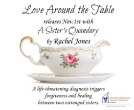 Love around table-Rachel