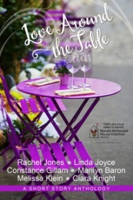 Love around table2-Rachel